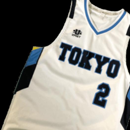バスケットボール ユニフォーム